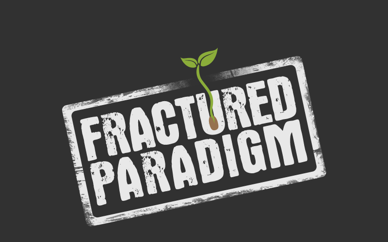 Fractured Paradigm: Website Logo
