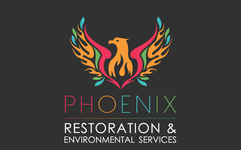 Phoenix Restoration & Environmental Services Logo