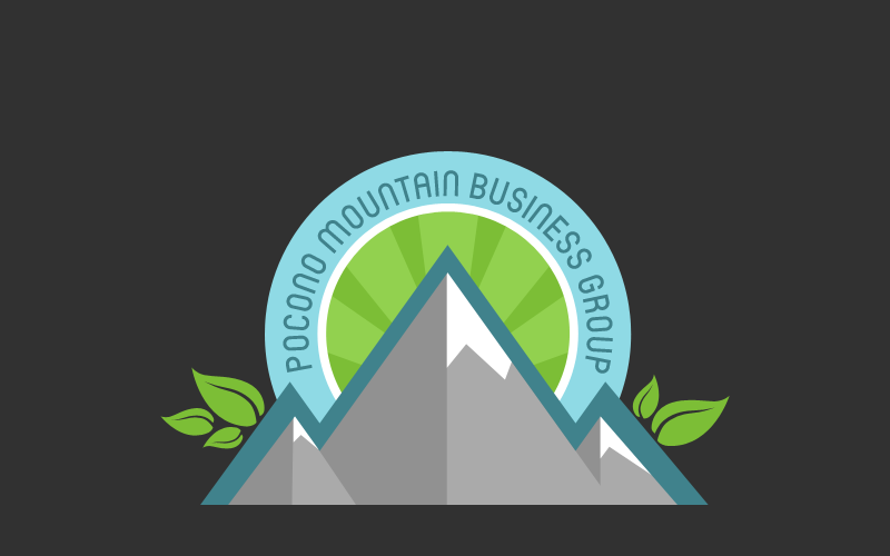 Pocono Mountain Business Group Logo